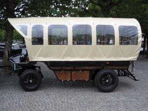 Huifwagen
